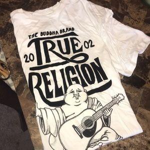Men true religion t shirt! NWT